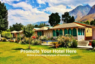 Promote your hotel here