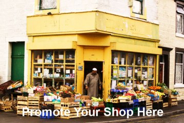 Advertise your shop
